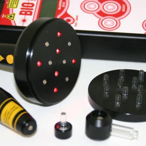 Impuls-Dioden-Therapielaser Multiprog MP 2510 für Pferd und Kleintier
